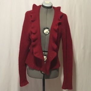 Marina Luna Anthropologie Sweater Cardigan